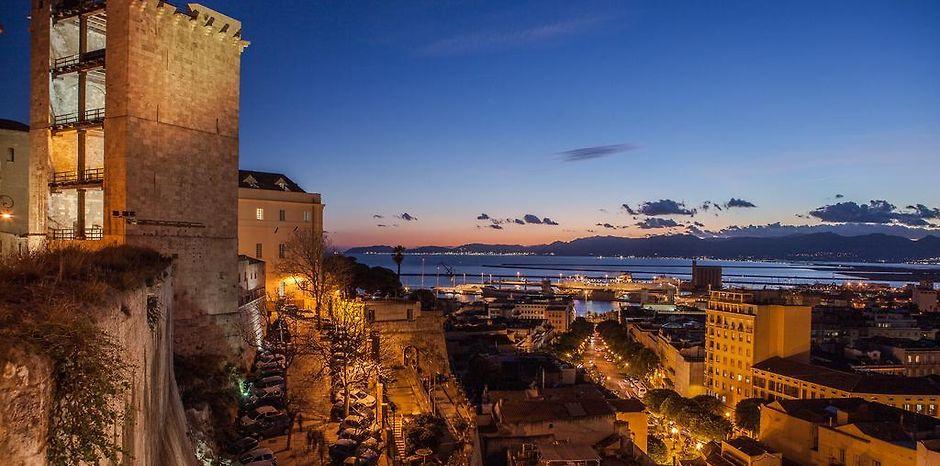 HOTEL LA TERRAZZA CAGLIARI - Cagliari, Italien